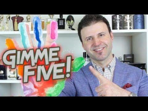 Best CHANEL fragrances for men   Gimme five!