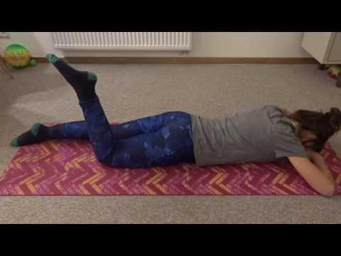 Usunięcie wewnętrzne napięcie mięśni