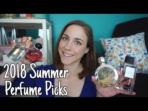 My 2018 Summer Perfume Picks | Perfume Collection
