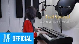 "TWICE DAHYUN ""Feel Special"" piano"