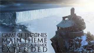 Game Of Thrones Main Theme   Epic Orchestra Remix (Extended) || Laura Platt & Pascal Michael Stiefel