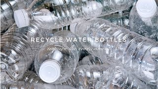 Plastic Water Bottle Exchange System in Germany