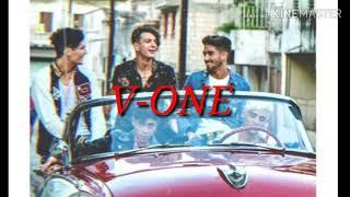 V ONE & Mau Y Ricky | Aventura (Letra)