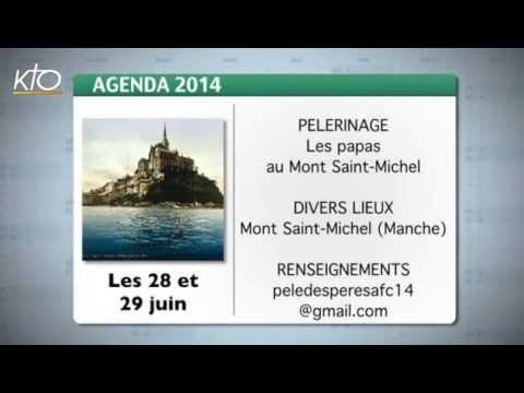 Agenda du 20 juin 2014