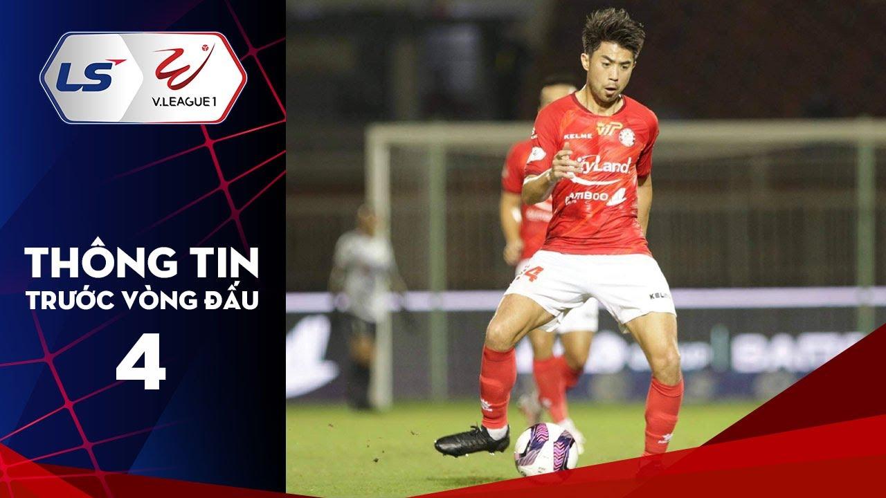Thông tin trước Vòng 4 LS V.League 2021 | Chờ đợi Lee Nguyễn ở Derby: TP. HCM - Sài Gòn