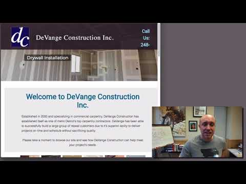Construction Company Website Ideas - **Tips and Tricks for an Effective Website**