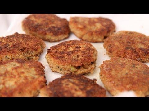 Homemade Risotto Cakes Recipe – Laura Vitale – Laura in the Kitchen Episode 468