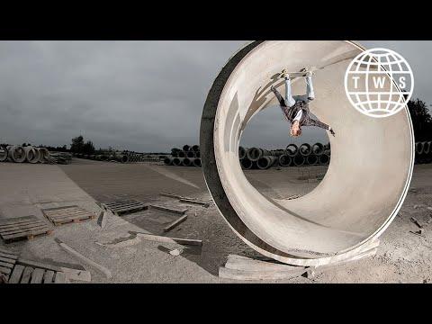 Alex Hallford Full Pipe Loop