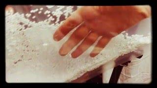 static cling hand vs styrofoam balls and mylar bag