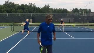 Cardio Tennis Social 2018