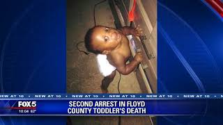Second arrest in Floyd County toddler
