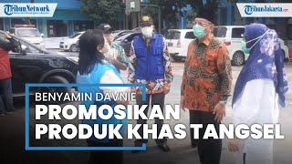 Presiden Jokowi Gaungkan Benci Produk Asing, Pemkot Tangsel Promosi Pecak Gurame hingga Sayur Besan