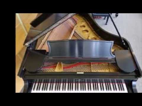 Improvisation on a Steinway Grand Piano
