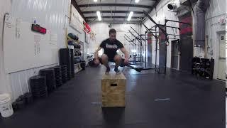 The Mogul Method | Box Jump Overs | Variation 1 of 5