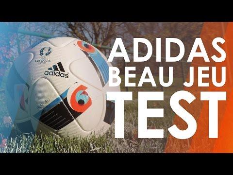 ADIDAS EURO 2016 '' BEAU JEU '' OFFICIAL MATCHBALL - TEST & REVIEW