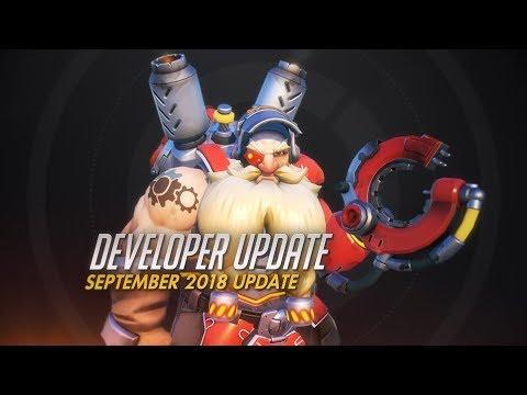 Overwatch's Jeff Kaplan on Torbjorn's Overhaul & Hero Updates