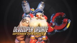 Developer Update | September 2018 Update | Overwatch