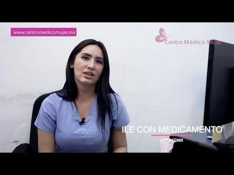 ILE con medicamentos en CDMX