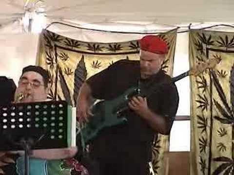 Burt Boice - Seattle Hempfest '07 - Bass Solo