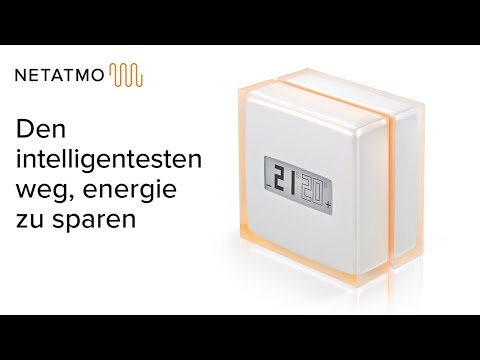 Netatmo Termostato intelligente