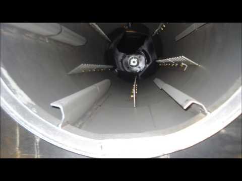 Hornos rotativos para secado de arena BERGER - Sand Dryer