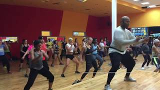 """""""Poison"""" by Bell Biv Devoe - Cardio Dance With Dez"""
