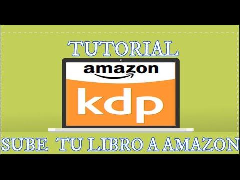 Tutorial Amazon: Como Subir Tu Novela Super Fácil