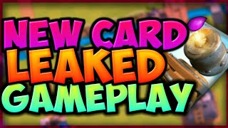 "NEW LEAKED ""CANNON CART"" GAMEPLAY & OTHER CARDS • WHO ARE OPEGIT STUDIOS?"