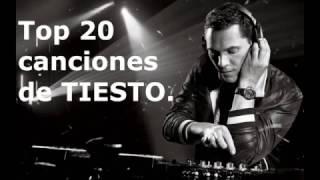 Top 20 mejores canciones de Tiesto completas SOLO TRANCE (mas link de descarga)