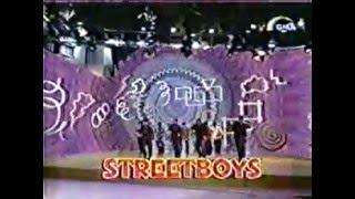 Gambar cover STREETBOYS 2002  MEL N JOEY -  YEXEL'S FILE 2002