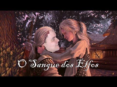 Resenha do Rei Grifo: O Sangue dos Elfos