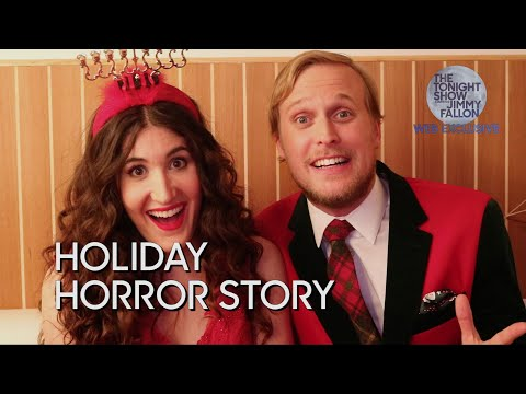 Holiday Horror Story: Kate Berlant and John Early