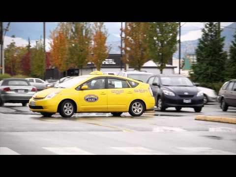 Chilliwack Taxi video