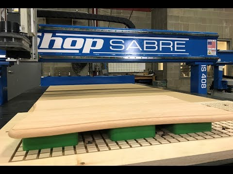 ShopSabre CNC – Using Pods to Create Raised POD Workvideo thumb