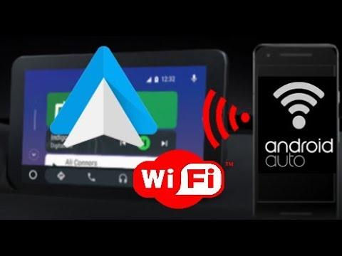 Retrofit Wireless Android Auto - Музыка для Машины