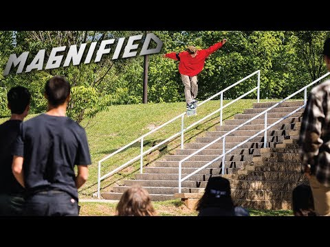 Magnified: Tyson Peterson