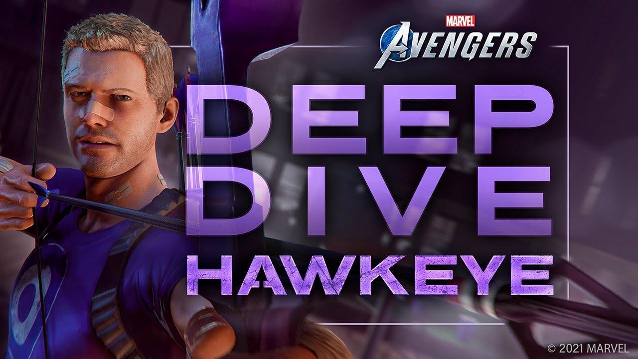 Marvel's Avengers WAR TABLE Deep Dive - Hawkeye