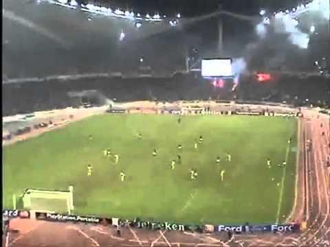 AEK ATHENS vs AC MILAN 1-0