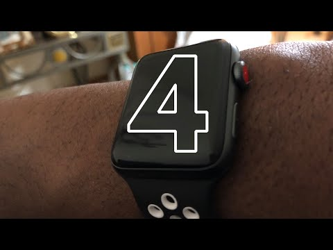 Apple Watch Series 4 Rumors - A Round Face? Please God NO!!!