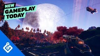 New Gameplay Today – The Outer Worlds