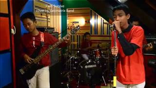 Cake - I Will Survive (Cover By Geomatrix Band)