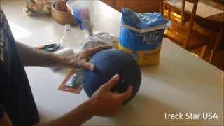 How to make your own medicine ball - Track Star USA