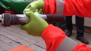 תחבושת מהירה סיבים לתיקון ואטימת צנרת Wencon Pipe Tape