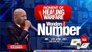 WONDERS WITHOUT NUMBER With Apostle Johnson Suleman (#Day7​ - 9th April 2021)