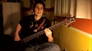 Blake Shelton - Came Here to Forget Bass Cover