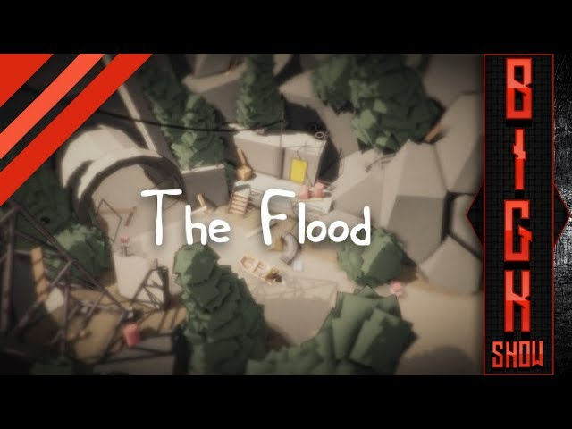 The Flood, the game, gameplay