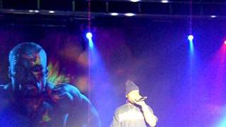 "50 Cent performing ""Strong Enough"" & ""Psycho"" in Essen Grugahalle"