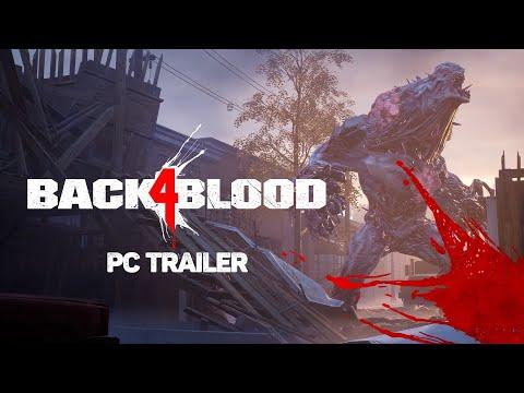 Back 4 Blood - Trailer Officiel PC de Back 4 Blood