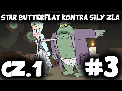 Star Butterfly kontra siły zła #3 SEZON 3 CZĘŚĆ 1