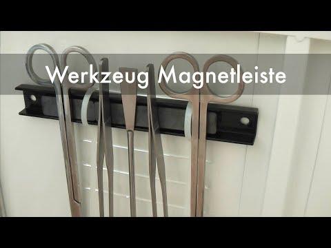 Werkzeug Magnetleiste von Pearl® | Magnet bars for Aquascape Tools